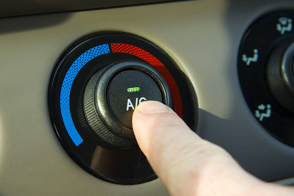 How Can I Make My Car's A/C Cooler?