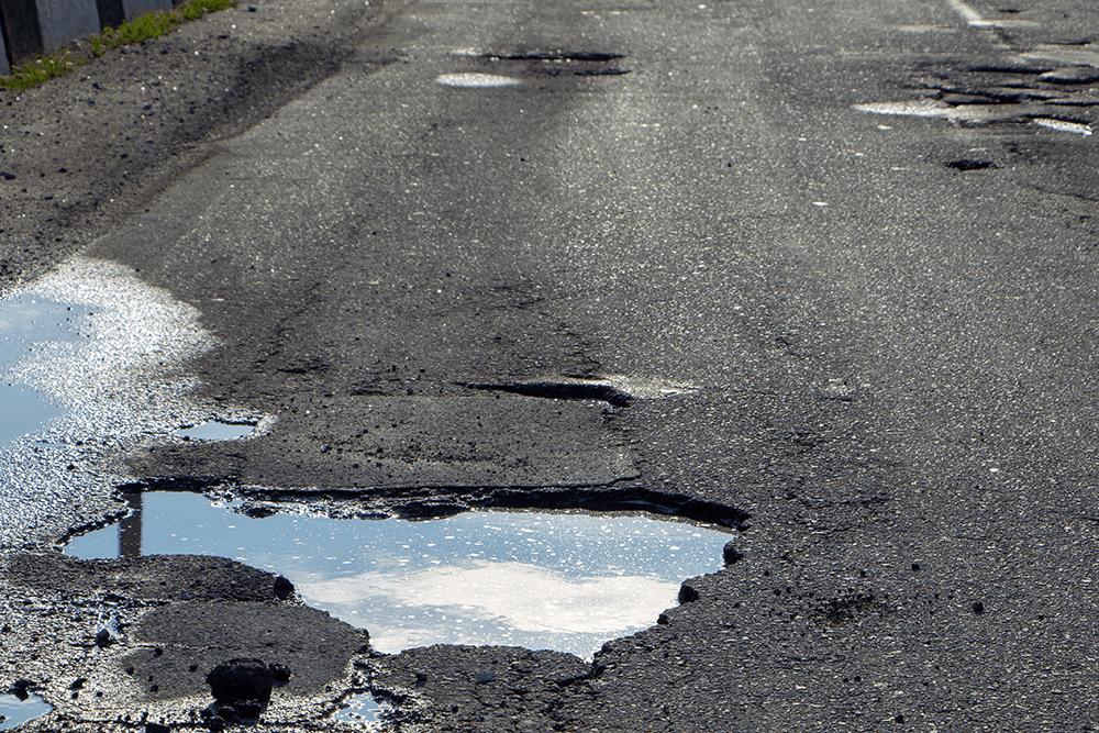 It's Pothole Season!