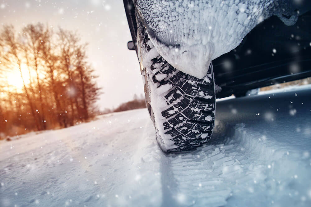 When Should I Put Chains On My Car Tires?