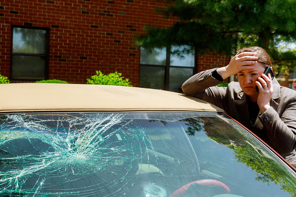 Don't Ignore A Damaged Windshield